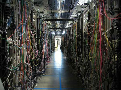 network cabling nightmare