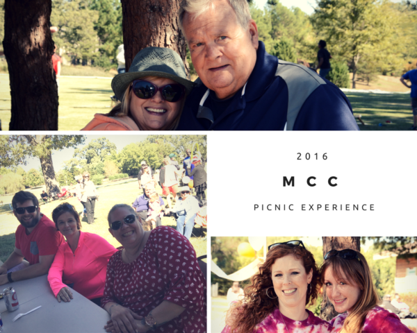 Memphis Communications Company Picnic