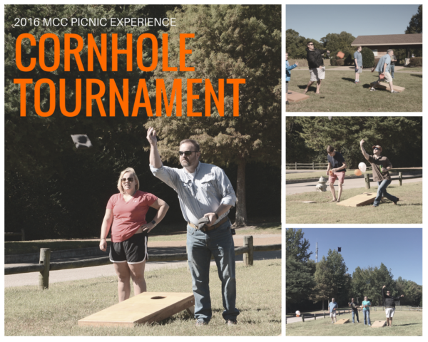 MEMPHIS COMMUNICATIONS CORNHOLE EXPERIENCE