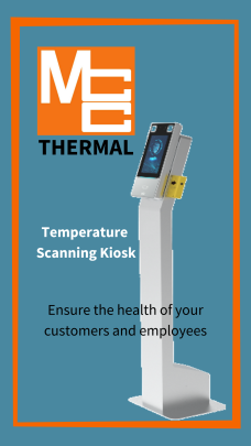 MCC Thermal - temperature scanning kiosks